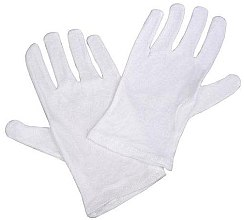 Духи, Парфюмерия, косметика Перчатки для косметических процедур, хлопчатобумажные - Sefiros Cotton Gloves
