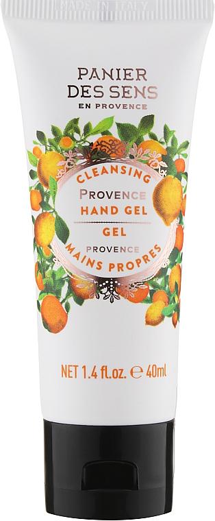 "Гель-санитайзер для рук ""Прованс"" - Panier des Sens Provence Cleansing Hand Gel"