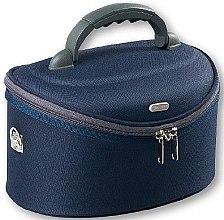 Духи, Парфюмерия, косметика Косметичка большая овальная, 95061, синяя - Top Choice Oval Navy