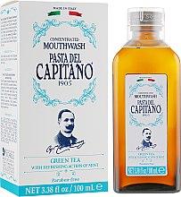 Духи, Парфюмерия, косметика Концентрат для полости рта для свежего дыхания - Pasta Del Capitano Concentrate Mouthwash
