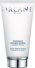 Духи, Парфюмерия, косметика Скраб для лица - Orlane Daily Stimulation Dual Grain Scrub Peeling
