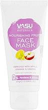 Духи, Парфюмерия, косметика Питательная фруктовая маска для лица - Vasu Naturals Nourishing Fruit Face Mask