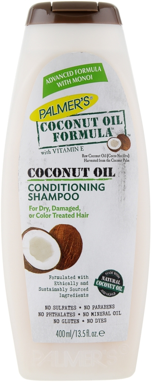Шампунь-кондиционер - Palmer's Coconut Oil Formula Conditioning Shampoo
