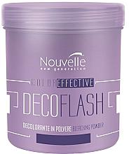 Духи, Парфюмерия, косметика Осветляющий порошок (в банке) - Nouvelle Color Effective Decoflash