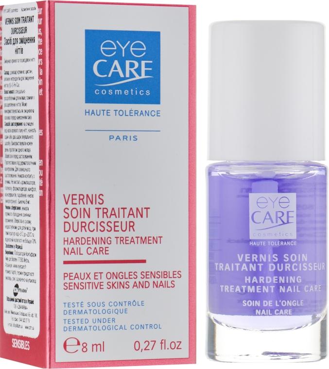 Средство для активного укрепления ногтей - Eye Care Cosmetics Vernis Traitant Durcisseur
