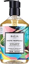 Духи, Парфюмерия, косметика Жидкое марсельское мыло - Baija Sieste Tropicale Marseille Liquid Soap