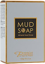 Духи, Парфюмерия, косметика Грязевое мыло с минералами Мертвого моря - Premier Dead Sea Mineral Mud Soap