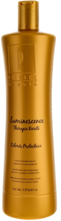 Несмываемый кондиционер для окрашенных волос - Patrice Beaute Luminescence Colores Protecteur Conditioner