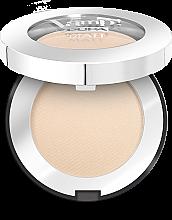 Парфумерія, косметика Компактні тіні з матовим фінішем - Pupa Vamp! Matt Eyeshadow