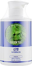 Духи, Парфюмерия, косметика Очищающий крем с экстрактом зеленого чая - Holika Holika Daily Fresh Green Tea Cleansing Cream