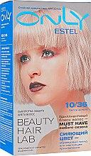 Духи, Парфюмерия, косметика Стойкая краска-гель для волос - Estel Professional Only