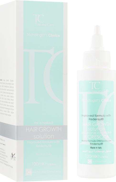 Лосьон для стимуляции роста волос - Cosmofarma Toscana Care Soluzione Ricrescita