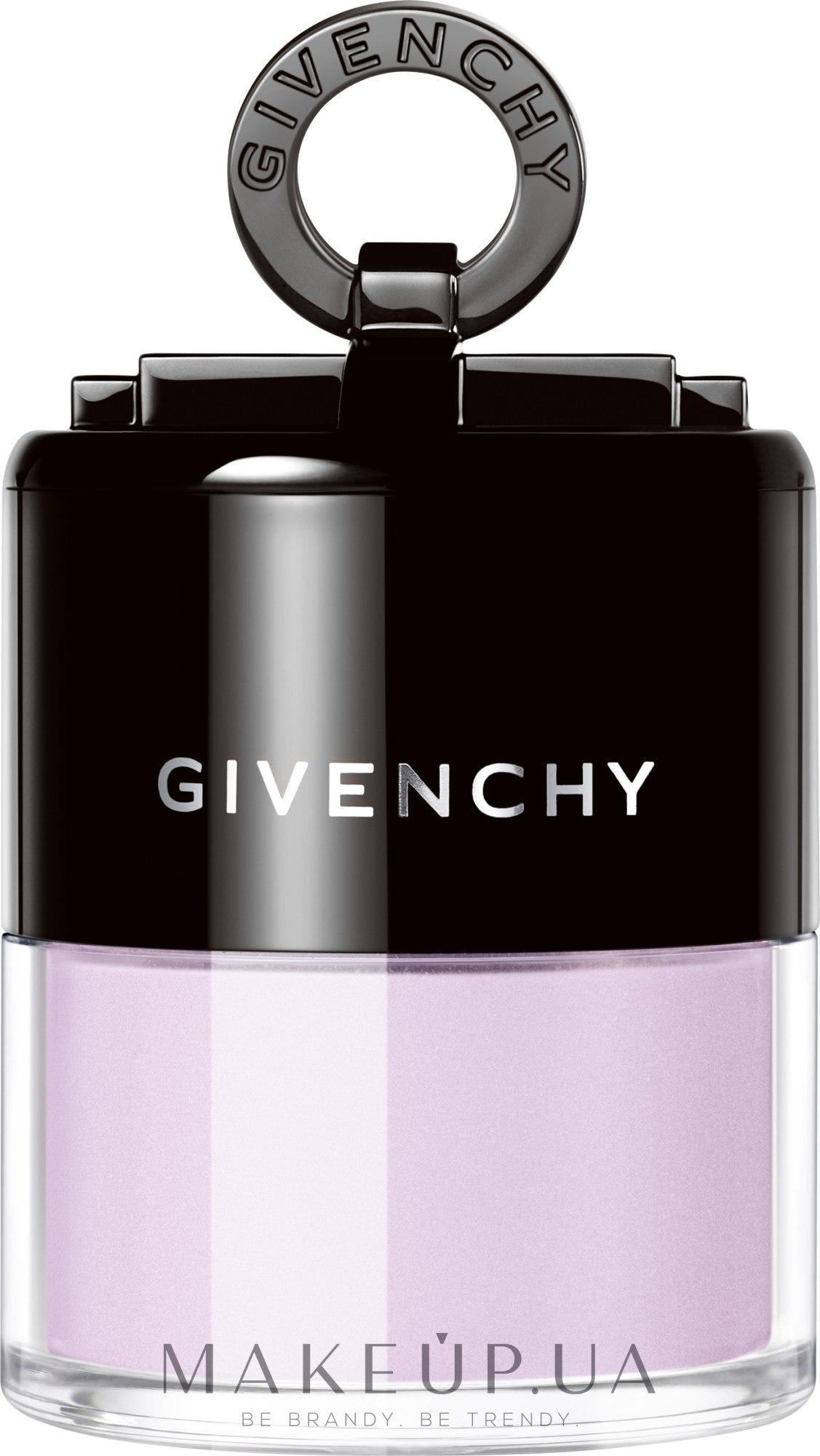 Пудра для лица - Givenchy Points d Encrage Prisme Libre Travel — фото 01 - Mousseline Pastel