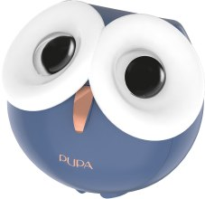 Духи, Парфюмерия, косметика Набор для макияжа лица глаз и губ - Pupa Owl 3 Face Eyes & Lips Beauty Kit