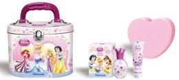 Духи, Парфюмерия, косметика Admiranda Princess - Набор (edt/30ml + b/gel/50ml + Bath Sponge + bag)