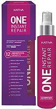 Духи, Парфюмерия, косметика Мультифункциональный уход-спрей 12в1 с кератином для всех типов волос - Kativa Keratina One Instant Repair