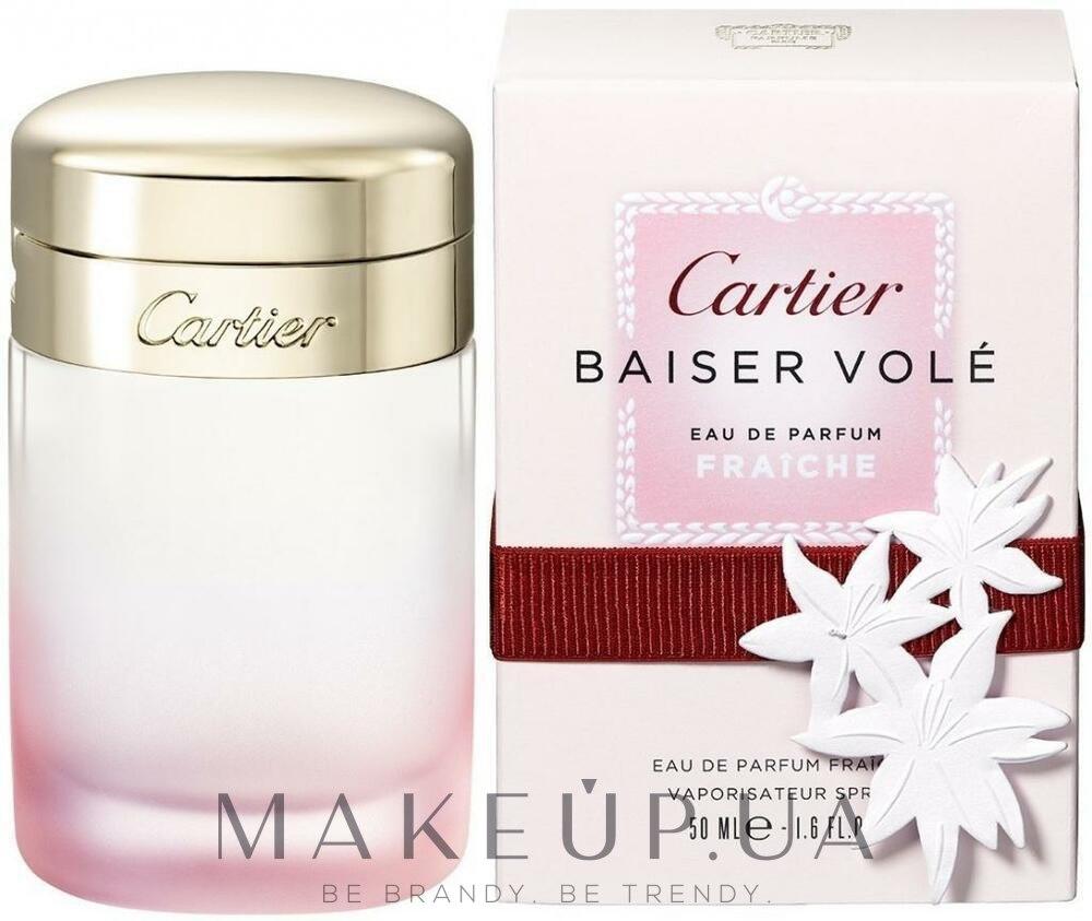 Cartier Baiser Vole Fraiche - Парфюмированная вода — фото 50ml