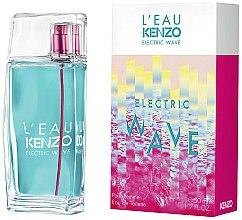 Духи, Парфюмерия, косметика Kenzo L`Eau par Kenzo Electric Wave Pour Femme - Туалетная вода