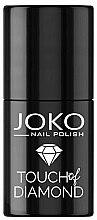 Духи, Парфюмерия, косметика Гель-лак для ногтей, без сушки в лампе - Joko Gel Touch of Diamond