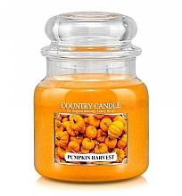 Парфумерія, косметика Ароматична свічка - Country Candle Pumpkin Harvest