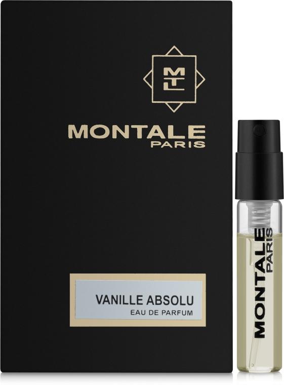 Montale Vanille Absolu - Парфюмированная вода (пробник)