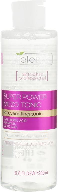 Активный омолаживающий тоник - Bielenda Skin Clinic Professional Mezo