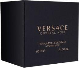Духи, Парфюмерия, косметика Versace Crystal Noir Deo - Дезодорант