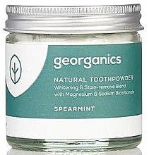 Духи, Парфюмерия, косметика Натуральный зубной порошок - Georganics Spearmint Natural Toothpowder