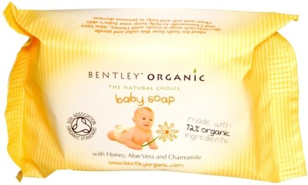 Детское мыло - Bentley Organic Baby Soap