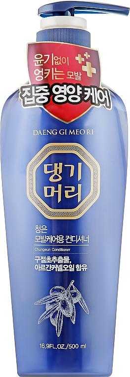 Тонизирующий кондиционер для всех типов волос - Daeng Gi Meo Ri ChungEun Conditioner