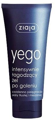 """Гель после бритья """"Yego"""" - Ziaja After Shave Gel"""