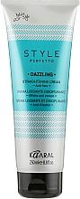 Духи, Парфюмерия, косметика Крем для выпрямления волос - Kaaral Style Perfetto Dazzling Straightening Cream-Anti Frizz