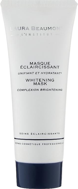 Осветляющая маска - Laura Beaumont Whitening Mask