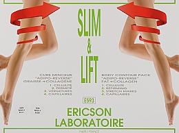 Духи, Парфюмерия, косметика Набор для похудения и лифтинга - Ericson Laboratoire Slim & Lift Box (cr/150ml + serum/150ml)