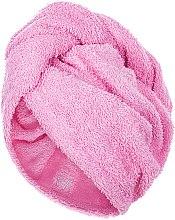 Парфумерія, косметика Hair Drying Towels, pink - MakeUp