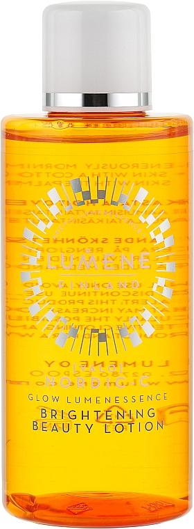 Лосьон для лица - Lumene Valo Glow Lumenessence Lotion