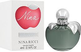 Парфумерія, косметика Nina Ricci Nina - Туалетна вода (міні)