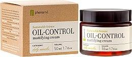 Духи, Парфюмерия, косметика Матирующий крем для лица - Phenome Sustainable Science Oil-Control Mattifying Cream