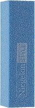 Парфумерія, косметика Баф для нігтів 0575, синій 80/100 - Niegeloh Solingen