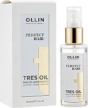 Духи, Парфюмерия, косметика Масло для волос - Ollin Professional Perfect Hair Tres Oil