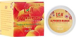 """Духи, Парфюмерия, косметика Бальзам для губ """"Манго"""" - Lass Naturals Alphonso Mango Lip Balm"""