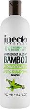 Духи, Парфюмерия, косметика Кондиционер для блеска волос с экстрактом бамбука - Inecto Naturals Bamboo Conditioner