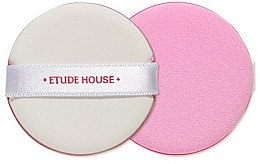 Духи, Парфюмерия, косметика Пуф косметический, розовый - Etude House My Beauty Tool Any Air Puff