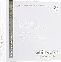 Духи, Парфюмерия, косметика Профессиональные отбеливающие полоски - WhiteWash Laboratories Professional Whitening Strips