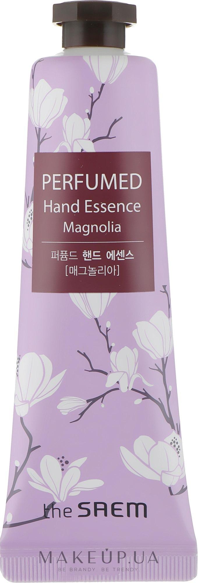 """Парфюмированная эссенция для рук """"Магнолия"""" - The Saem Perfumed Magnolia Hand Essence  — фото 30ml"""