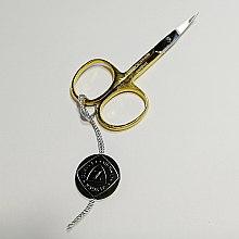 Духи, Парфюмерия, косметика Ножницы маникюрные 113-S-SH - Zinger