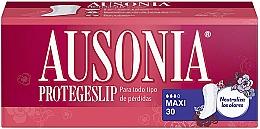 Духи, Парфюмерия, косметика Ежедневные прокладки, 30 шт - Ausonia Protegeslip Maxi