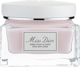 Духи, Парфюмерия, косметика Dior Miss Dior - Крем для тела