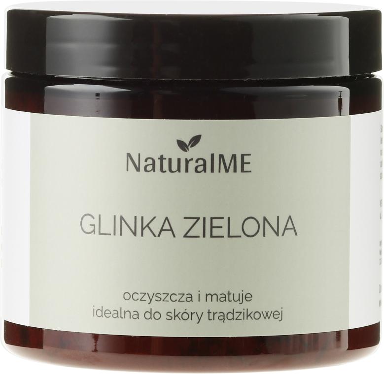 Натуральная глина «Зеленая» - NaturalME