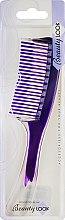 Духи, Парфюмерия, косметика Гребешок для волос, 418760, фиолетовый - Beauty Look